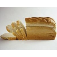 Store Brand Large White Bread 20oz PKG