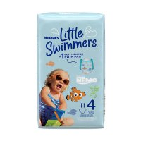 Huggies Little Swimmers Medium (24-34LB) 11CT