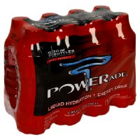 Powerade Fruit Punch 8PK of 20oz. Bottles
