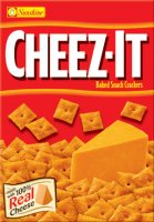 Sunshine Cheez-IT Crackers Original 12.4oz Box