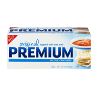 Nabisco Premium Saltines 16oz Box product image