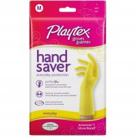 Playtex Handsaver Laytex Gloves Medium 1Pair