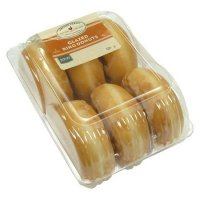 Store Brand AF Bakery Donuts Glazed 6CT PKG  *(See Note)*