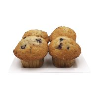 Store Bakery Muffins Blueberry 4CT PKG product image