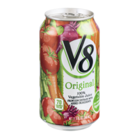 V8 100% Vegetable Juice 11.5oz Can 1EA
