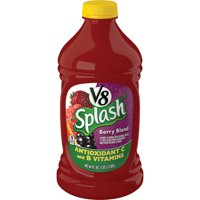 V8 Splash Berry Blend 64oz BTL