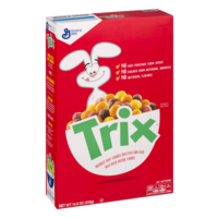 General Mills Trix Cereal 14.8oz Box product image