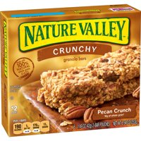 Nature Valley Crunchy Granola Bars Pecan Crunch 12CT