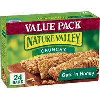 Nature Valley Granola Bars Oats N Honey Value Size 24CT product image