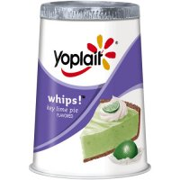 Yoplait Whips Lowfat Yogurt Key Lime Pie 4oz. Cup