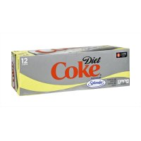 Coke Diet with Splenda 12 Pack of 12oz Cans