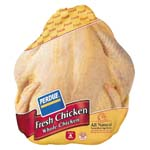 Perdue Chicken Whole Fryer Approx. 4-5LB