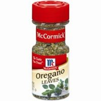 McCormick Oregano Leaves .75oz BTL