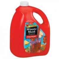 Minute Maid Fruit Punch 128oz BTL product image