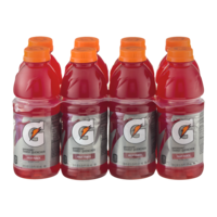Gatorade Fruit Punch 8PK of 20oz BTLS