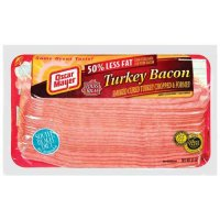 Oscar Mayer Turkey Bacon 12oz PKG product image