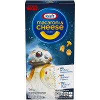 Kraft Macaroni & Cheese Dinner Minions 5.5oz Box
