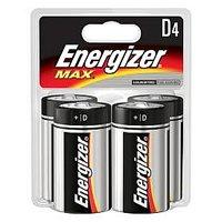 Energizer Max Batteries Size D 4CT