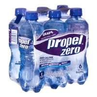 Propel Zero Vitamin Enhanced Water Grape 16.9oz Bottles 6PK product image