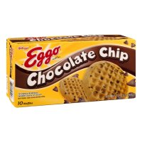 Eggo Waffles Chocolate Chip 10CT 12.3oz Box