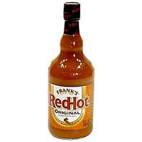 Frank's Red Hot Original Cayenne Pepper Sauce 12oz. BTL