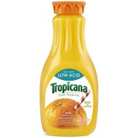 Tropicana Pure Premium Low Acid No Pulp Orange Juice 59oz BTL