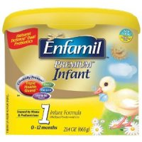 Enfamil Premium Infant Powder Formula 22.2oz Tub