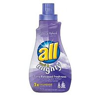 All Ultra Liquid Detergent Relaxing Lavendar 3x Concentrate 32oz BTL