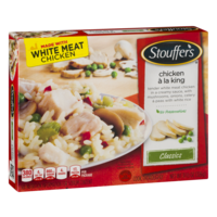 Stouffer's Chicken A' La King with Rice 11.5oz PKG