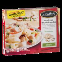 Stouffer's Escalloped Chicken & Noodles 12oz PKG