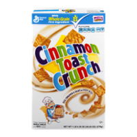 General Mills Cinnamon Toast Crunch Cereal 20.25oz Box product image