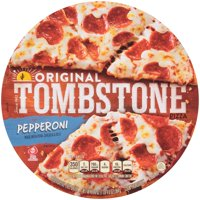 Tombstone Pepperoni Pizza 20.6oz PKG