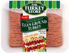 Jennie-O Turkey Fresh Lean Ground Turkey 20oz PKG