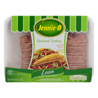 Jennie-O Turkey Lean Ground Turkey 16oz PKG product image