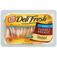 Oscar Mayer Deli Shaved Smoked Turkey 9oz PKG