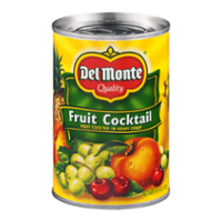 Del Monte Fruit Cocktail in Syrup 15.25oz Can product image
