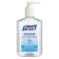 Purell Instant Hand Sanitizer 8oz BTL