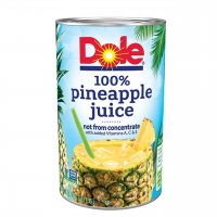 Dole Pineapple Juice 46oz Can