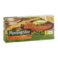 Morningstar Farms Original Chik Patties 4CT 10oz Bag product image