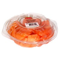Cantaloupe Chunks Convenience Cut Fruit Approx 14-18oz PKG