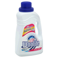 Woolite Original Fabric Wash Concentrated 50oz. BTL