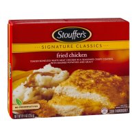 Stouffer's Fried Chicken Breast 8.8oz PKG