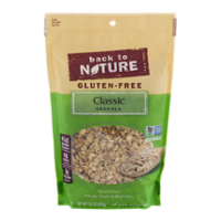 Back To Nature Granola Classic 12.5oz PKG product image
