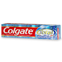 Colgate Total Whitening Gel Toothpaste 6.0oz PKG