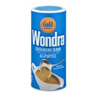 Gold Medal Wondra Quick Mixing Flour 13.5oz. Can product image