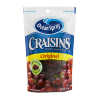 Ocean Spray Craisins 5oz Bag