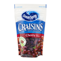 Ocean Spray Craisins Cherry 5oz Bag