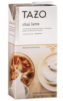 Tazo Chai Latte Tea 32oz CTN