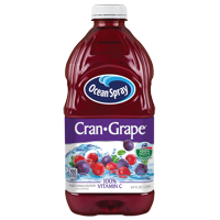 Ocean Spray Cran-Grape Juice Drink 64oz BTL