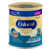 Enfamil EnfaCare Infant Powder Formula 12.8oz Can